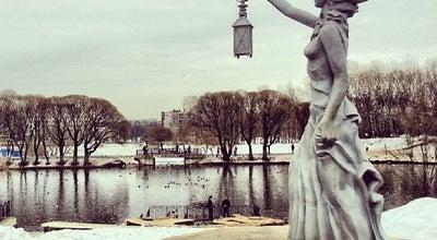 Photo of Monument / Landmark Бегущая по волнам at Парк Имени Кирова, Киров, Russia