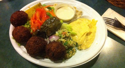 Photo of Falafel Restaurant Jake's Falafel Corner at 740a Beacon St, Newton, MA 02459, United States