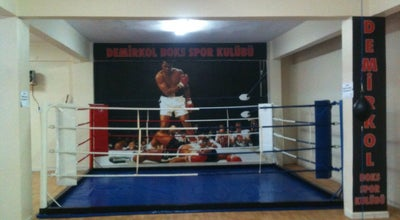 Photo of Martial Arts Dojo Demirkol Boks Kulübü at Turkey