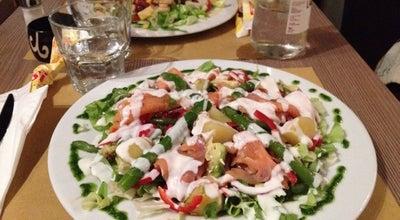 Photo of Italian Restaurant La Vita è Bella at Piazza Domenico Croggi 4, Como 22100, Italy