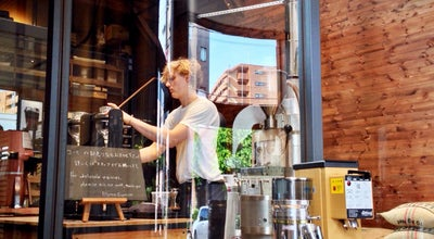 Photo of Coffee Shop Allpress Espresso Tokyo Roastery & Cafe at 平野3-7-2, 江東区 135-0023, Japan