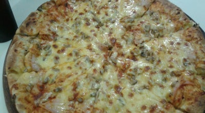 Photo of Pizza Place Jerry's Pizza at Centro Comercial Alto Plaza, Guadalupe, Costa Rica