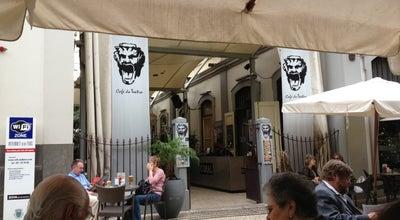 Photo of Cafe Café do Teatro at Av. Arriaga, Funchal, Portugal