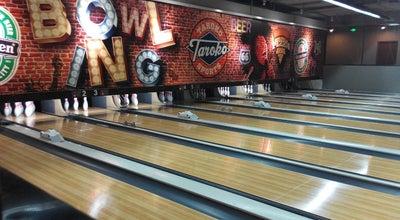 Photo of Bowling Alley 大鲁阁 (Taroko Sports) at Ifs, Chengdu, Sichuan Sheng, China