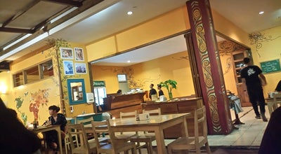 Photo of Italian Restaurant Nanamia Pizzeria at Jl. Tirtodipuran 1, Yogyakarta, Indonesia