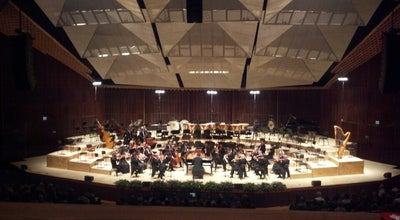 Photo of Concert Hall The Israel Philharmonic Orchestra at 1 Huberman Street, Tel Aviv, Israel