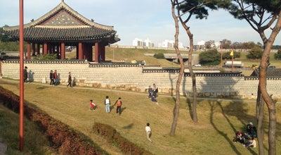 Photo of Historic Site 동장대 (연무대) at 팔달구 매향동 4, 수원시, South Korea