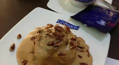 Photo of Bakery Cinnabon at Тц Европейский, Vladivostok 690039, Russia