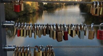 Photo of Bridge Kettenbrücke at Bamberg, Germany