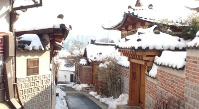 Photo of Village 북촌한옥마을 (Bukchon Hanok Village) at 종로구 계동길 37, Seoul 03052, South Korea