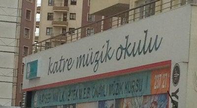 Photo of Music Venue Katre Müzik Okulu at Köşk Mah, kayseri, Turkey