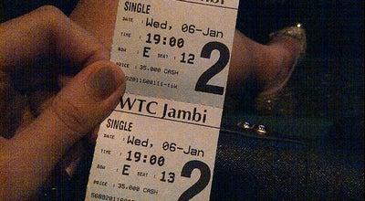 Photo of Indie Movie Theater Theatre 2 Cinema 21 at Wtc Batanghari, Jambi, Indonesia