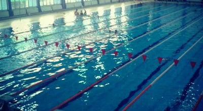 Photo of Pool Giresun Kapali Olimpik Yuzme Havuzu at Turkey