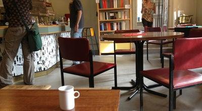 Photo of Cafe Turun Kirjakahvila at Vanha Suurtori 3, Turku 20500, Finland