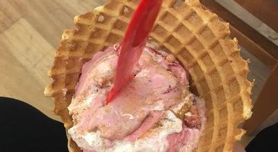 Photo of Ice Cream Shop Cold Stone Creamery Cafe at Gordion Avm, Ankara, Turkey