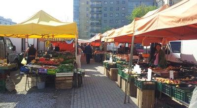 Photo of Farmers Market Bazar Na Dołku at Komisji Edukacji Narodowej 49, Warszawa, Poland