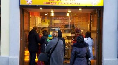 Photo of Donut Shop Cukiernia Pawłowicz at Chmielna 13, Warszawa, Poland