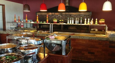 Photo of Brazilian Restaurant Brasa & Vino at Av. Atlântica, Macaé 27920-280, Brazil