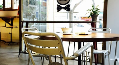 Photo of Cafe Monkee Koffee at Calle Vallehermoso 112, Madrid 28003, Spain