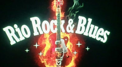 Photo of Rock Club Rio Rock & Blues Club at R. Do Riachuelo 20, Rio de Janeiro 20230-014, Brazil