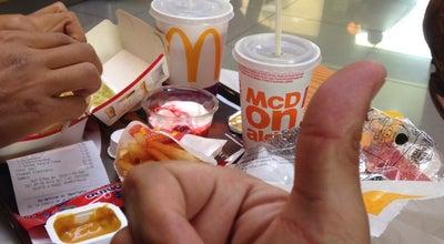 Photo of Burger Joint McDonald's El Zapote at Zona 2, Guatemala