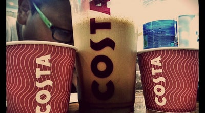 Photo of Coffee Shop Costa Coffee at The Great India Place Mall, Noida 201303, India