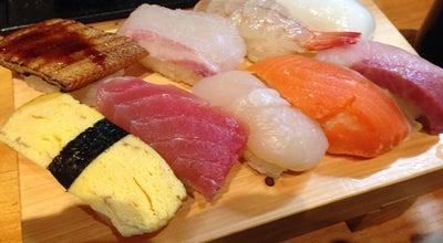 Photo of Sushi Restaurant 立ち喰い寿司 魚路 at 南駅前町127-1, 姫路, Japan