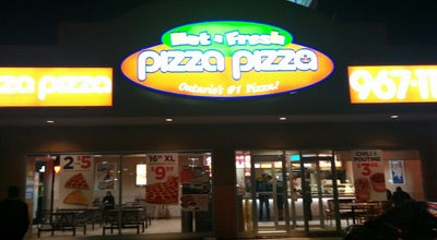 Photo of Pizza Place Pizza Pizza at 579 Markham Rd., Scarborough, On M1H 2A3, Canada