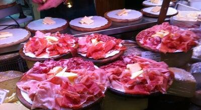 Photo of Wine Bar Tamburini at Via Caprarie, 1, Bologna 40124, Italy