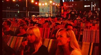 Photo of Movie Theater Rooftop Cinema at 6/252 Swanston St, Melbourne, VIC, VI 3000, Australia