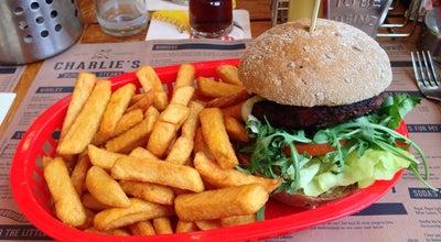 Photo of American Restaurant Charlie's Burgers & Steaks at Berkelstraat 22, Valkenburg 6301 CC, Netherlands