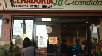 Photo of Mexican Restaurant La Escondida at Blvd Gustavo Diaz Ordaz, Tijuana 22160, Mexico