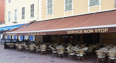 Photo of Cafe La Civette du Cours at 1 Cours Saleya, Nice 06300, France