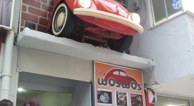 Photo of Cafe WosWos Cafe at Çubukçu Sokak No 5/c, Yozgat 66100, Turkey