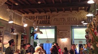 Photo of Pizza Place Grano Frutta e Farina at Via Della Croce, 49/a, Roma 00187, Italy