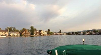 Photo of Lake Foster City Lagoon at San Mateo, CA 94404, United States