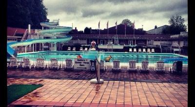 Photo of Pool Openluchtzwembad Kortrijk at Kortrijk, Belgium