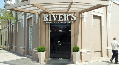 Photo of BBQ Joint River`s Grill & Restaurante at R. 13 De Maio, 1818, Uruguaiana 97500-600, Brazil