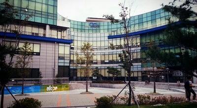 Photo of Library 부천시립상동도서관 at 원미구 상동 상이로 12, 부천시 420-030, South Korea