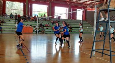 Photo of Basketball Court Cancha Gómez Jimenez at Nicolas Bravo C/ 400, La Paz 23000, Mexico