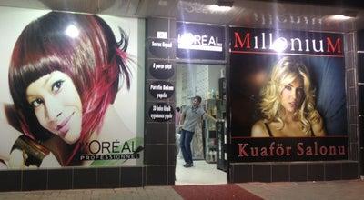 Photo of Nail Salon Millennium Kuaför & Güzellik Salonu at Bahçelievler Mh. 2. Sk. Hikmet, Şanlıurfa 63100, Turkey