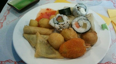 Photo of Sushi Restaurant Wok World at Viale Delle Cascine, Pisa 56100, Italy