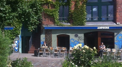 Photo of Restaurant Amphore at St. Pauli Hafenstr. 140, Hamburg 20359, Germany