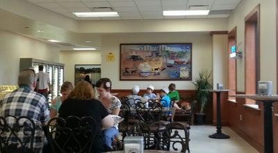 Photo of Dessert Shop Bluebell Ice Cream Shop at Brenham, TX 77833, United States