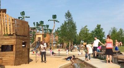 Photo of Playground Spielplatz Grasbrookpark at Großer Grasbrook, Hamburg 20457, Germany