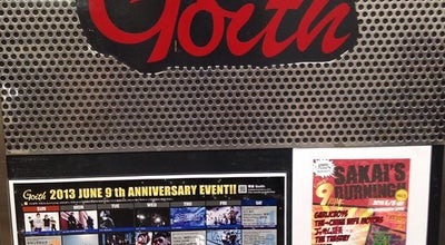 Photo of Rock Club LIVE HOUSE 堺東Goith at 中瓦町2丁1-11, 堺市堺区 590-0077, Japan