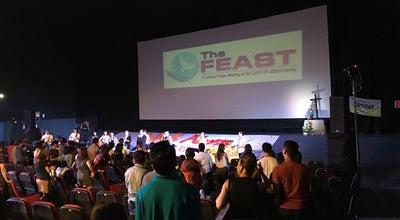 Photo of Church Ortigas Feast at Robinsons Galleria Cinemas, Philippines