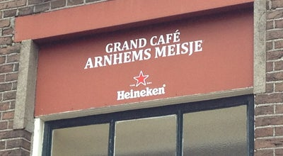 Photo of Cafe Grand Café Arnhems Meisje at Broerenstraat 41, Arnhem 6811 EB, Netherlands