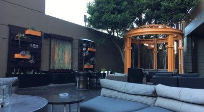 Photo of Hotel Bar Sinder Lounge at 4100 Admiralty Way, Los Angeles, Ca 90292, United States