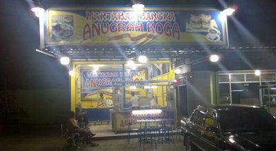 Photo of Bakery Martabak Bangka Anugrah Koga at Jalan Jenderal A. Yani, Metro, Indonesia